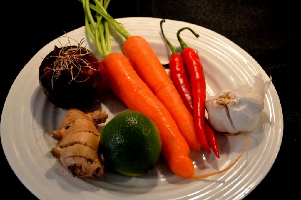 Rå_grønnsaker