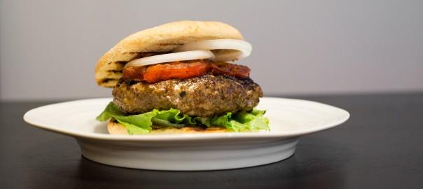 Jalapeño Cheddar Burger